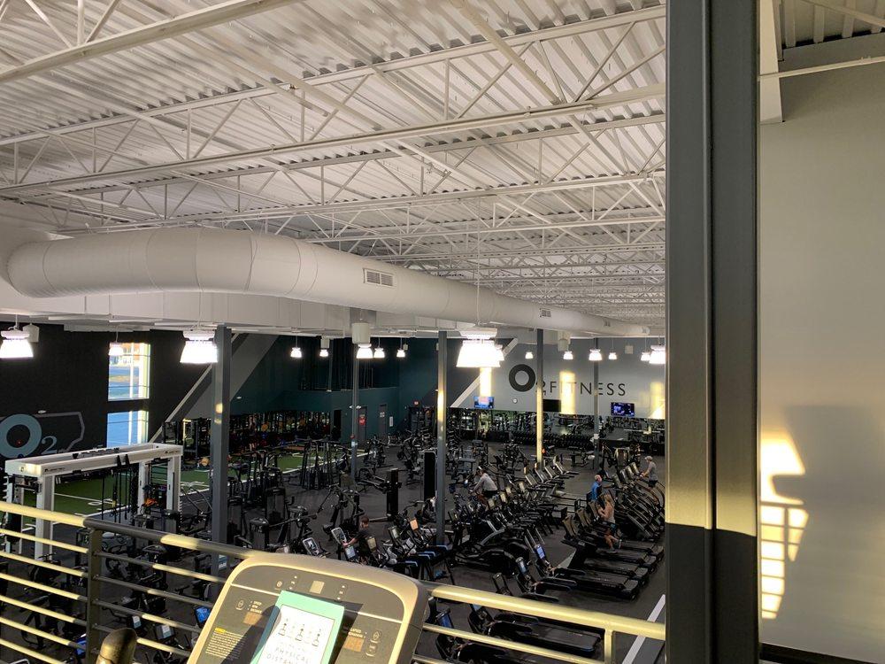 O2 Fitness - Greensboro