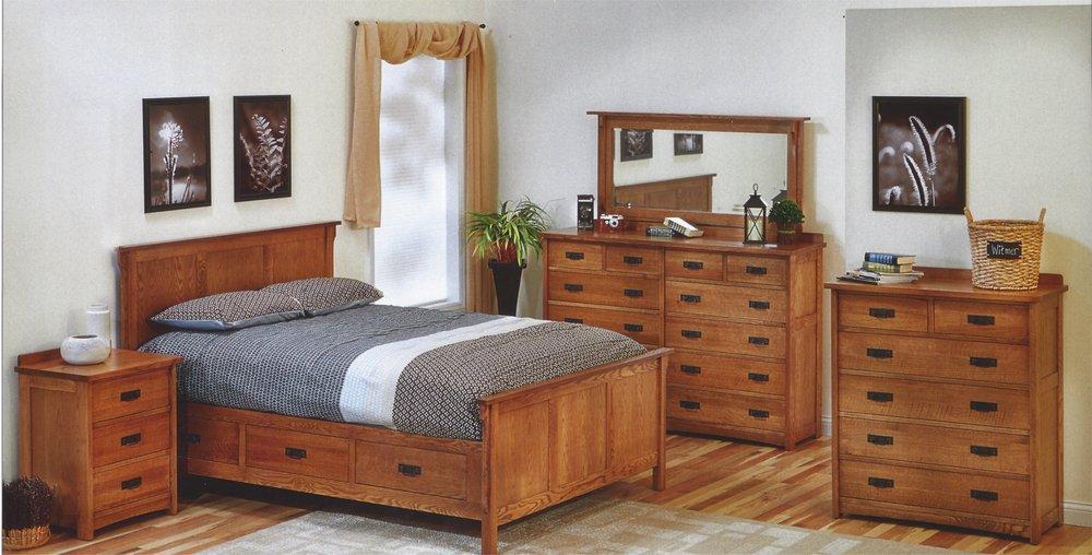 Designs In Oak Furniture