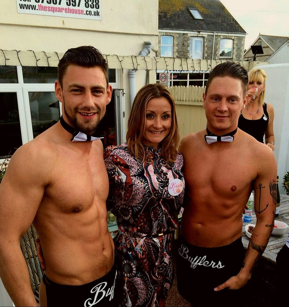 Photo Of Bufflers Newquay Cornwall United Kingdom Butler In The Buff