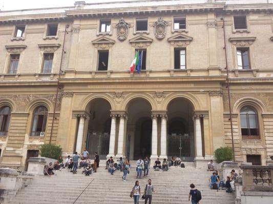 Universita degli studi di roma la sapienza colleges for Elenco studi di architettura roma
