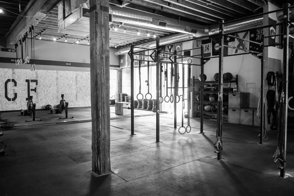 VC CrossFit: 1715 NW Lovejoy St, Portland, OR