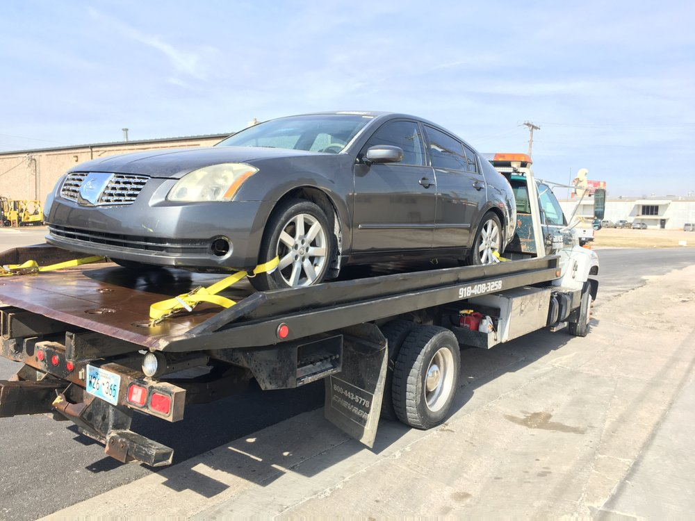 Towing business in Tulsa, OK