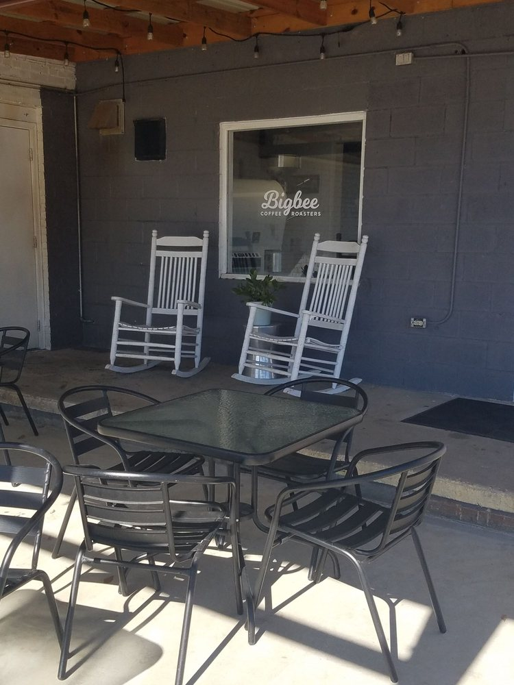 Bigbee Coffee Roasters: 118 College Ave, Jackson, AL