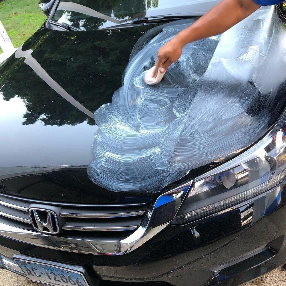 Danbury Hand Car Wash: 24 Lake Ave Ext, Danbury, CT