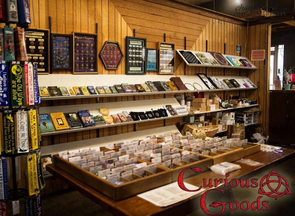 Curious Goods: 1105 NW Ferris Ave, Lawton, OK