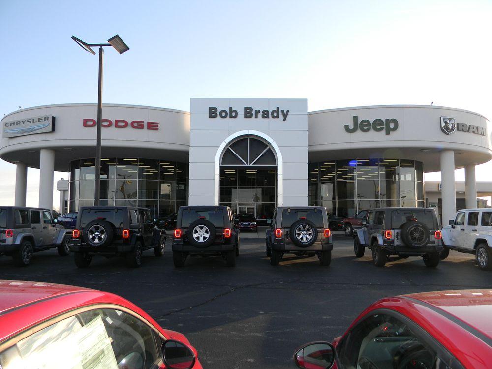 Bob Brady Dodge Chrysler Jeep Ram Fiat - 19 Photos - Auto Repair ...