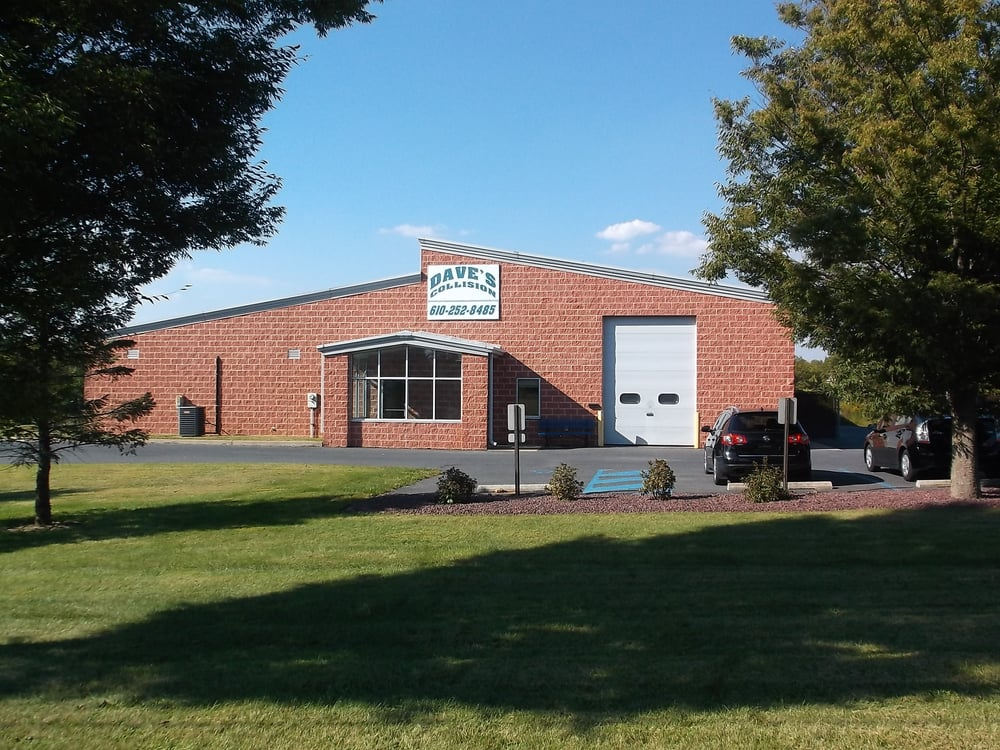 Dave's Collision: 3341 Fox Hill Rd, Easton, PA