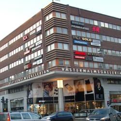 Mq västermalmsgallerian stockholm