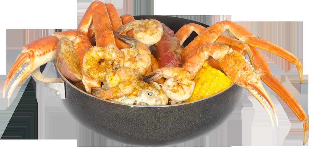 Cajun Seafood Market: 1722 Campbellton Rd SW, Atlanta, GA