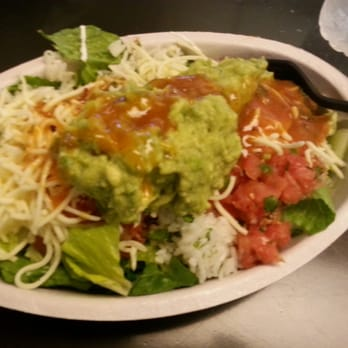 Photo Of Chipotle Mexican Grill Bloomington Mn United States It S My First