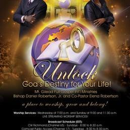 Photos for Mt Gilead Full Gospel International Ministries - Yelp