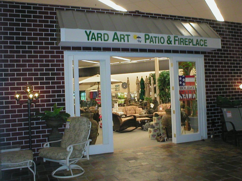 Yard Art Patio & Fireplace - Appliances - 111 Central Expy N ...