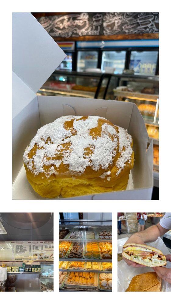 La Antigua Bakery: Calle Dr Cueto #54, Utuado, PR