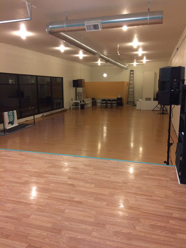Get a Move On Studio: 63830 Clausen Rd, Bend, OR