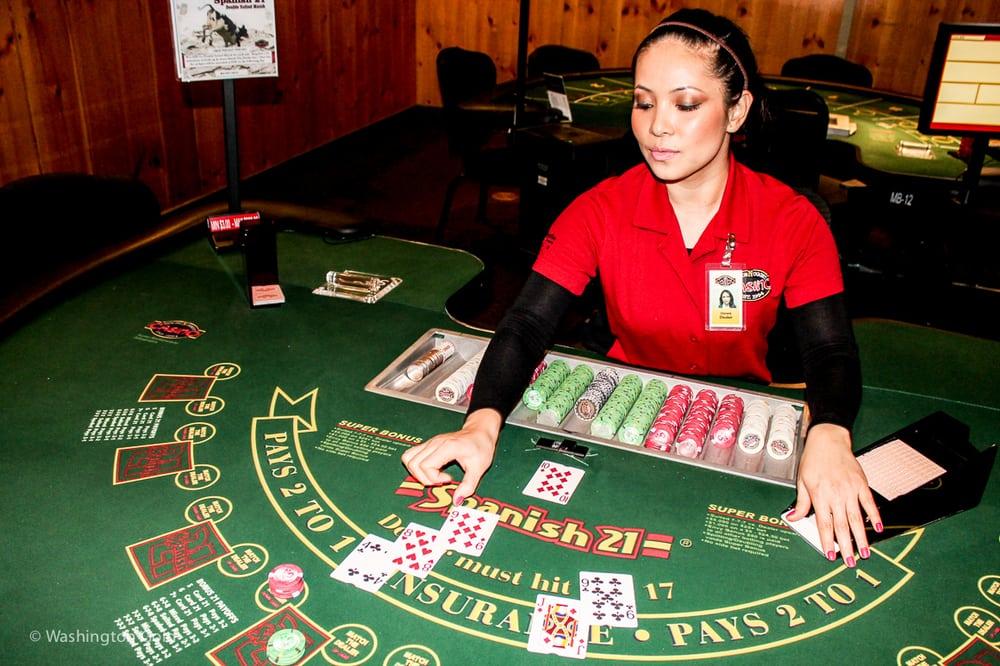Washington Casinos and Washington Gambling
