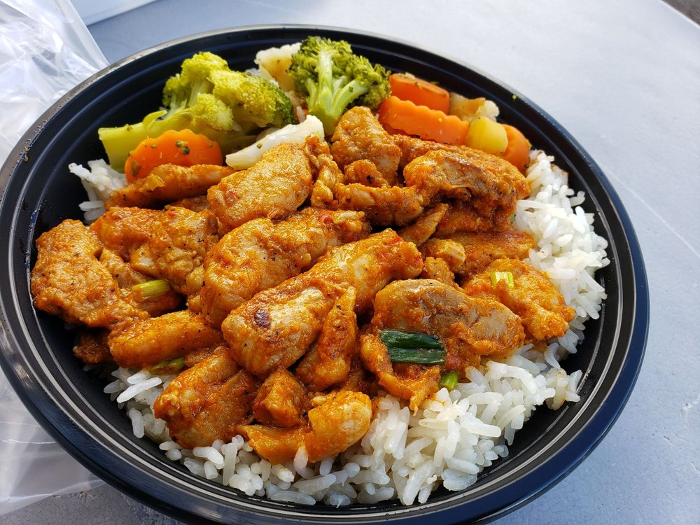 Tony's Piri-Piri Chicken: 8900 103rd St, Jacksonville, FL