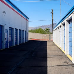 Photo of US Storage Centers - Tucson AZ United States. Drive-up & US Storage Centers - Self Storage - 4115 East Speedway Blvd Midtown ...
