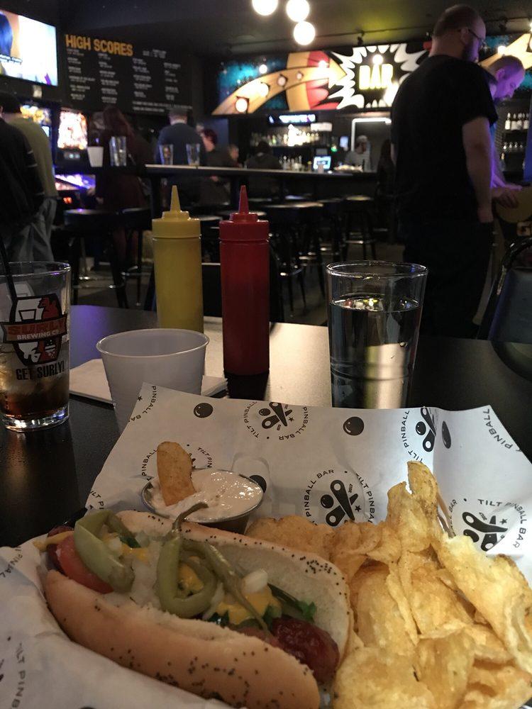 TILT Pinball Bar