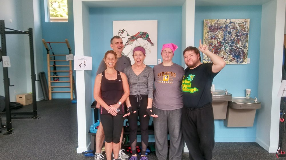 Priority One! Fitness: 5823-25 Bryant St, Pittsburgh, PA