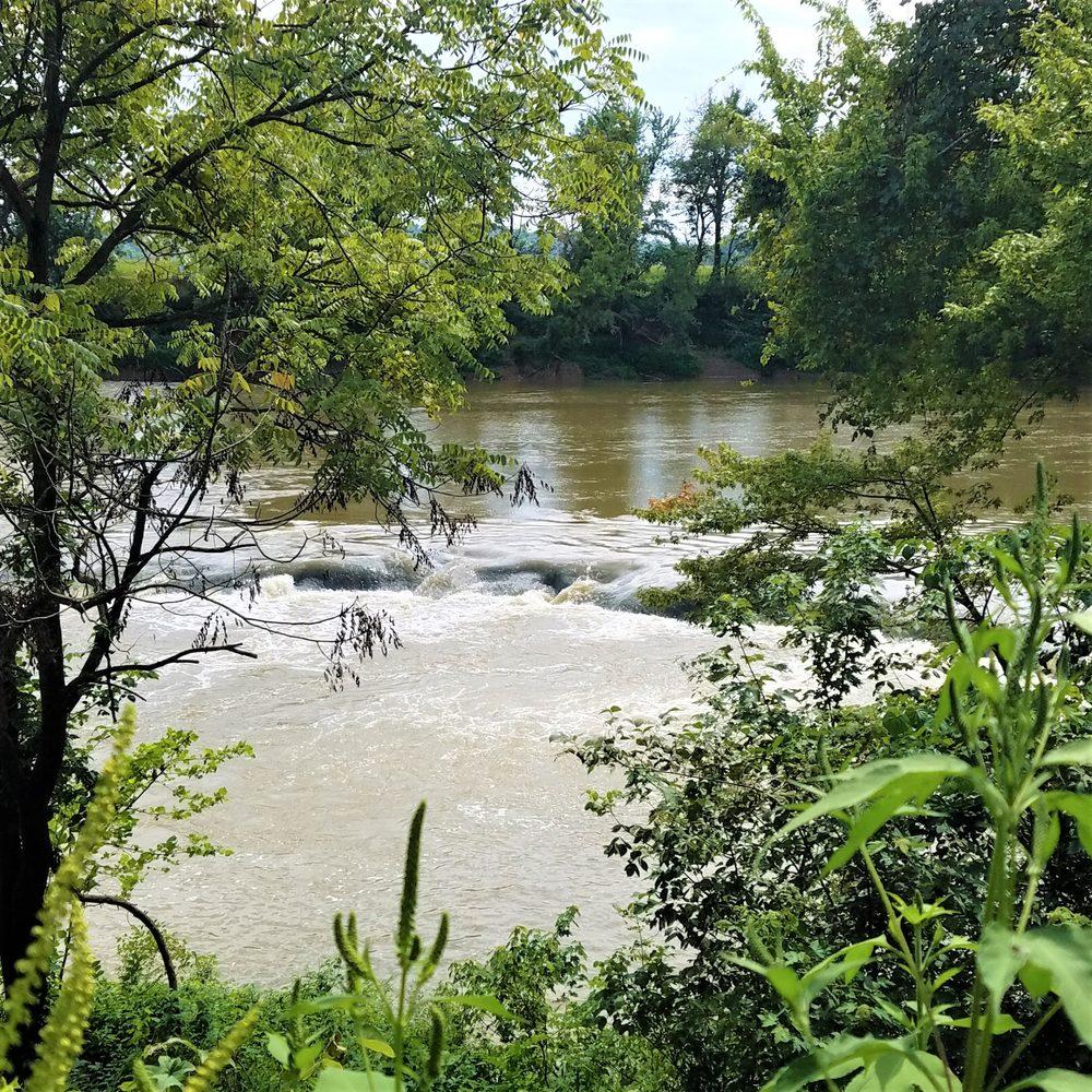 Hindostan Falls: Co Rd 55, Center Township, IN