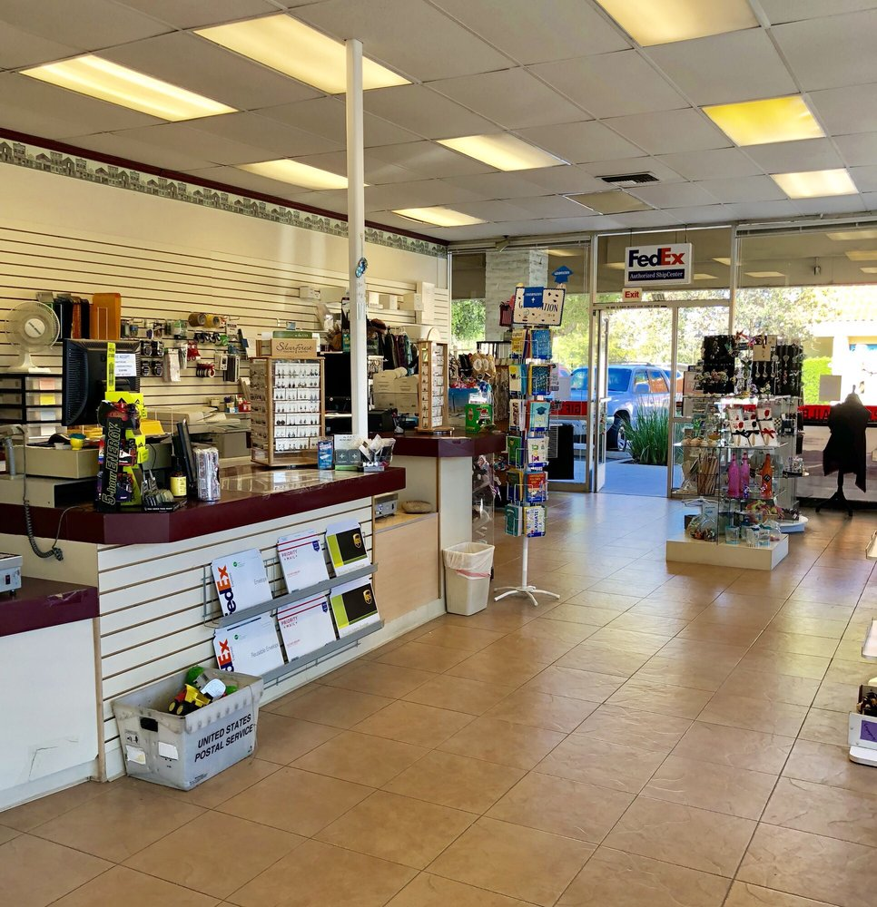 Postal Junction: 107 N Reino Rd, Newbury Park, CA