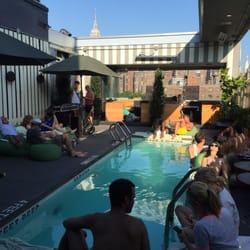 La piscine 57 photos 68 avis bars 518 w 27th st for La piscine new york