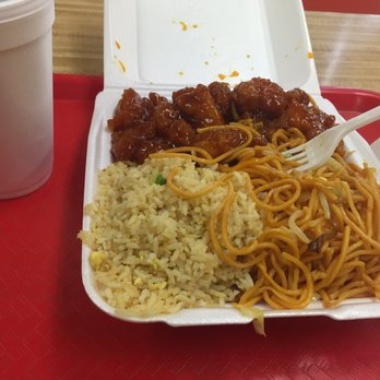 Chinese Restaurant On Lawndale