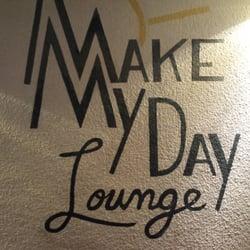 Make My Day Lounge logo