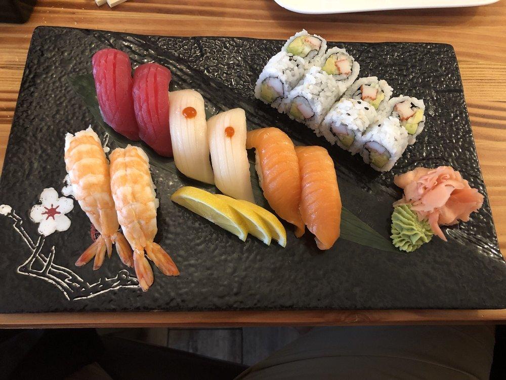 Calabash Gourmet & Sushi Bar Asian Cuisine: 10101 Beach Dr SW, Calabash, NC