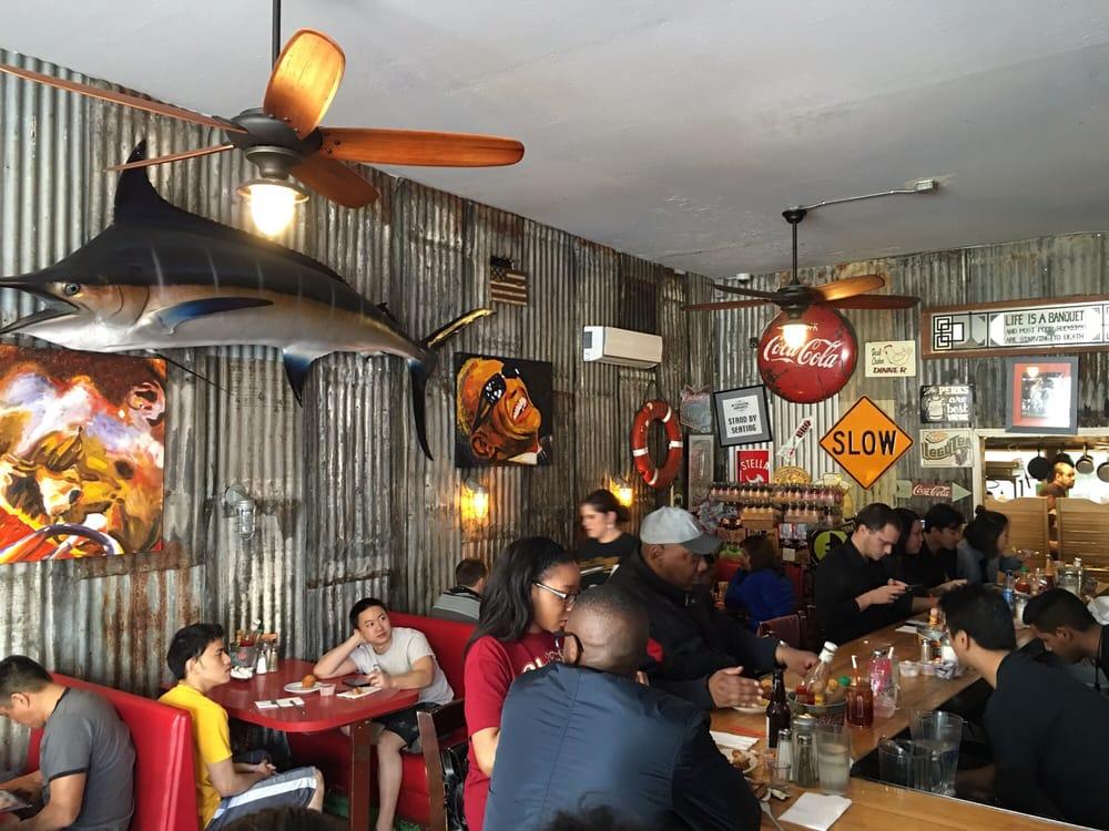 Hard Knox Cafe And San Francisco Soul Food Restaurant San Francisco Ca