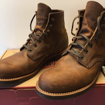 Red Wing Shoes - 10 Reviews - Shoe Stores - 4708 E Vineyard Ave ...