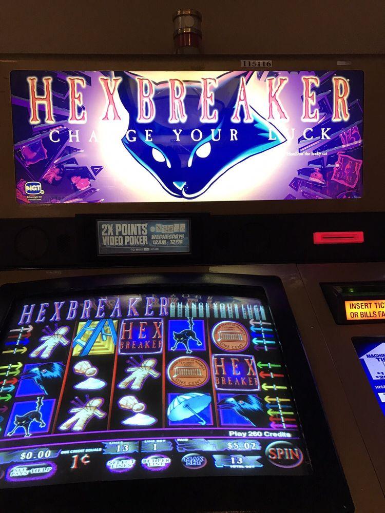 Hexbreaker slot machine online river spirit casino free play