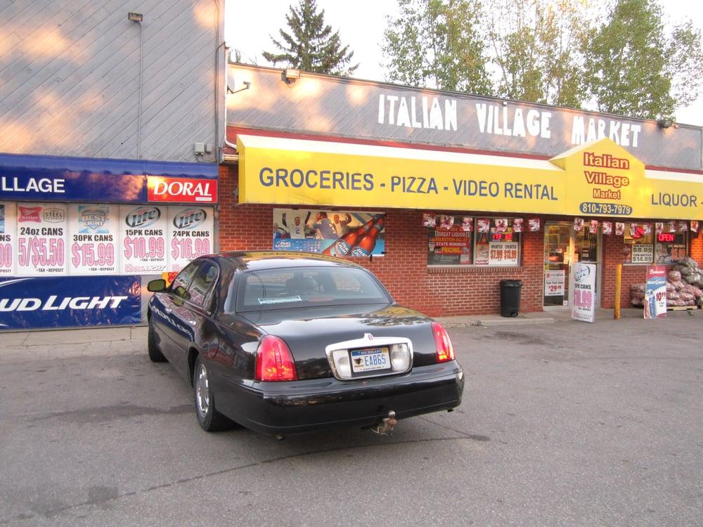 Italian Village Market & Pizza Shop: 4794 Lapeer Rd, Columbiaville, MI