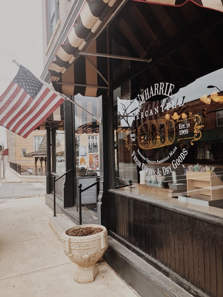 Uwharrie Mercantile: 401 N Main St, Troy, NC