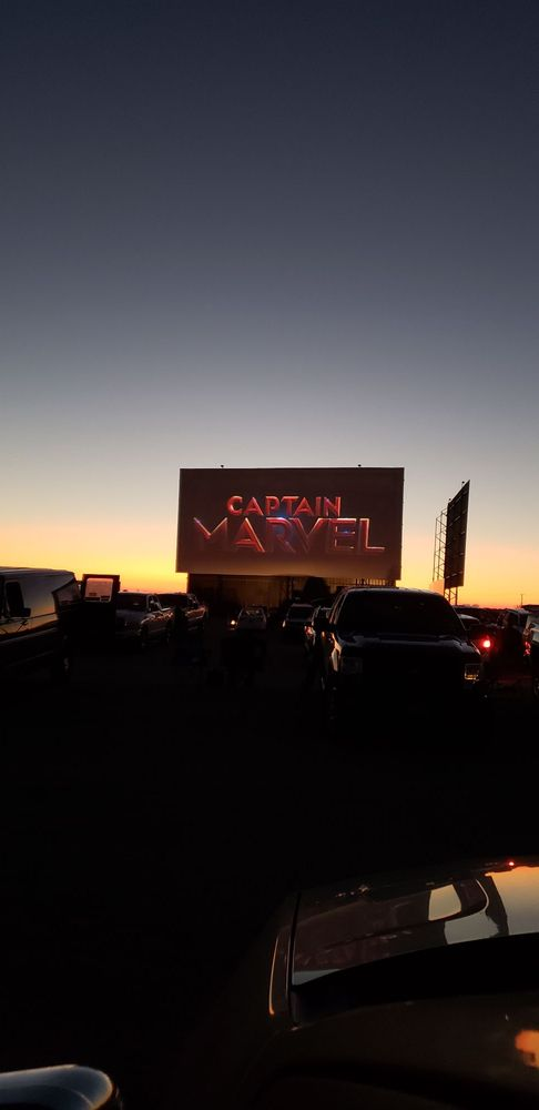 Social Spots from Stars and Stripes Drive In Theaters
