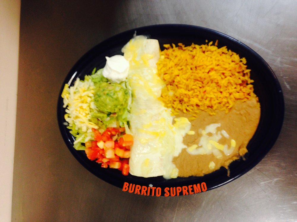 Burrito Express: 220 French Farm Blvd, Athens, AL
