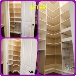 Photo Of Closets By Design Atlanta Ga United States Before And After