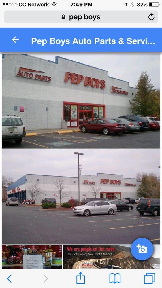 Pep Boys Auto Parts & Service - 29 Reviews - Auto Repair - 1006 New ...
