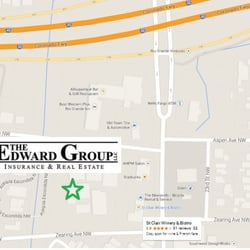 The Edward Group Real Estate Services 901 Rio Grande Blvd NW