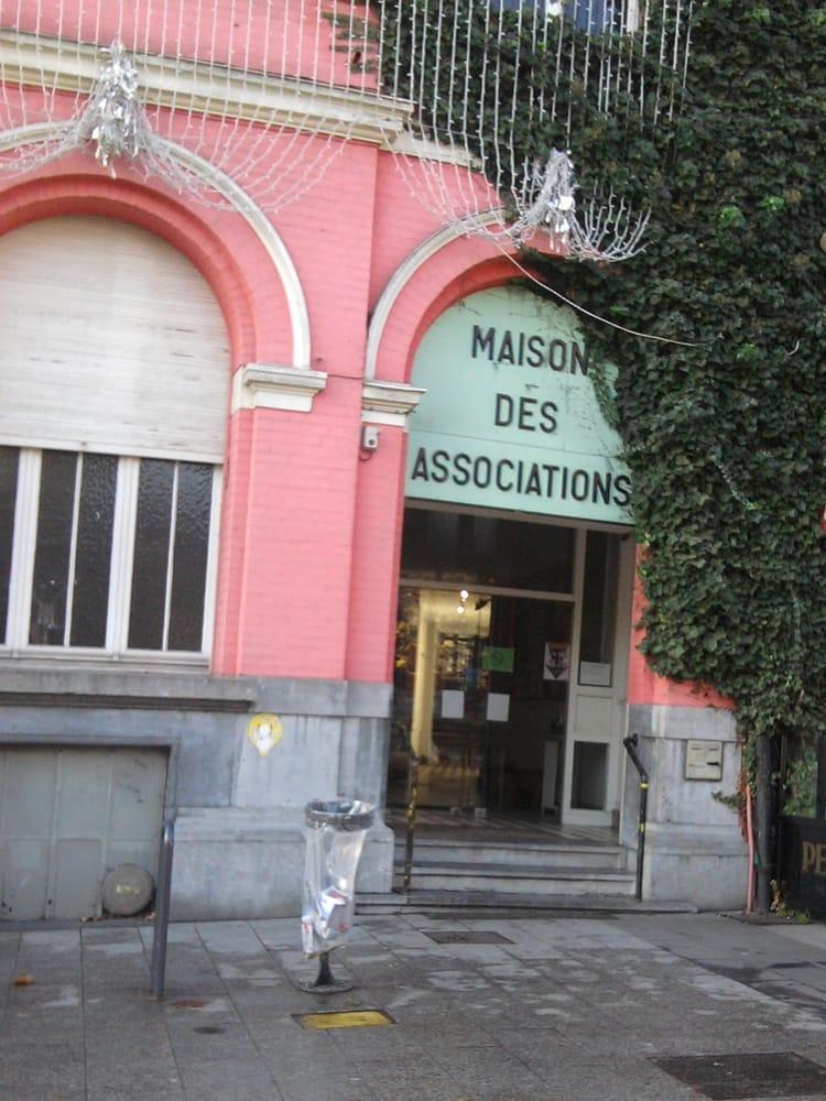 Maison des associations community service non profit for Maison de la mode roubaix