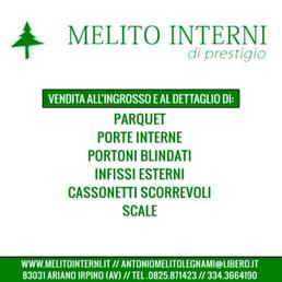 Melito Interni - Get Quote - Windows Installation - Via Carafa 2 ...