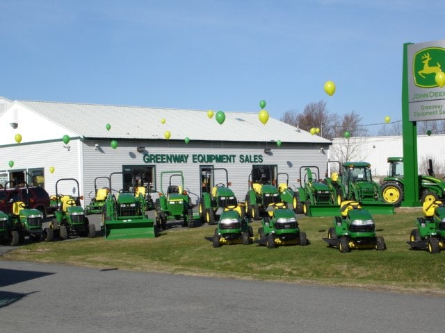 Greenway Equipment Sales - 1270 Hammond St, Bangor, ME - 2019 All