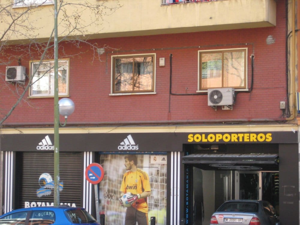 Fútbol Emotion Madrid by Soloporteros