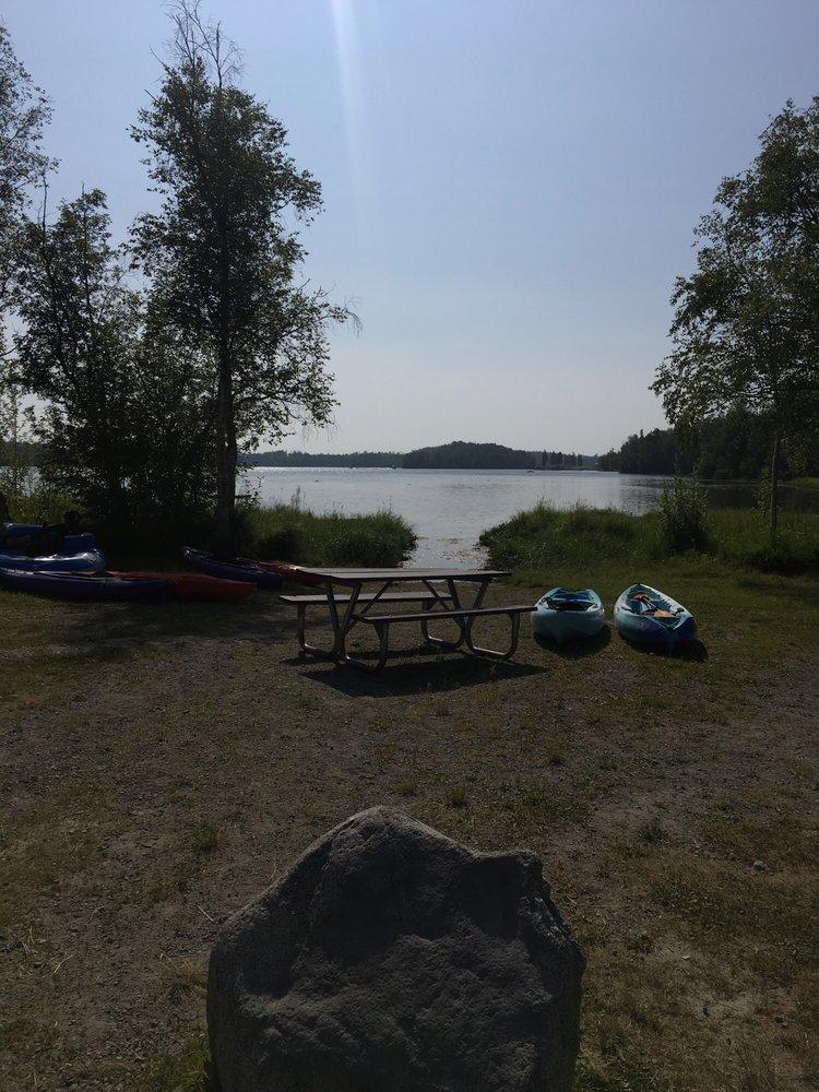 Finger Lake State Recreation: 7278 E Bogard Rd, Wasilla, AK