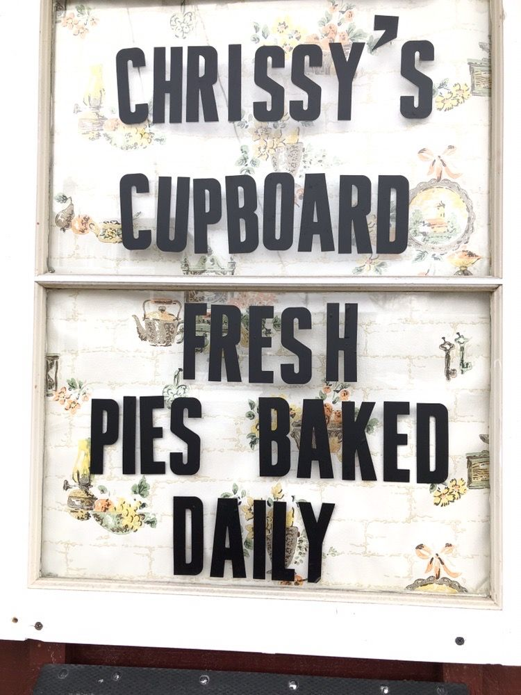 Chrissy's Cupboard: 107 N Broad St, Lacon, IL