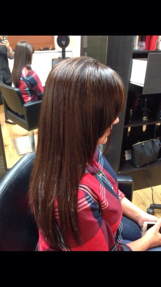 Hair by myriam yelp for Salon myriam k