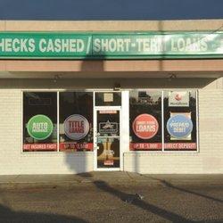 Check Cashing Albuquerque Nm