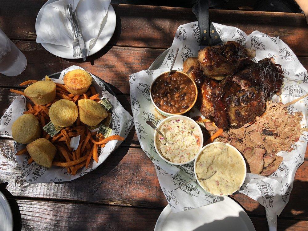 Smokin' Dave's BBQ & Brew - Estes Park: 820 Moraine Ave, Estes Park, CO