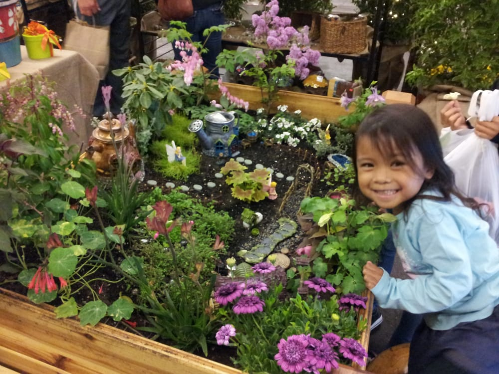 My Daughter Wanted To Take This Fairy Garden Home Yelp
