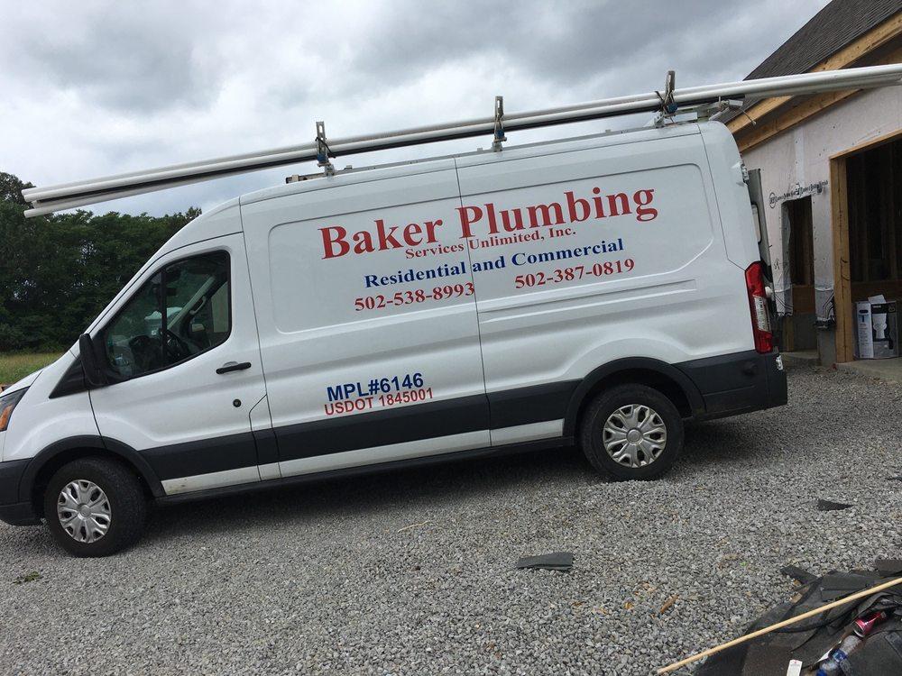 Baker Plumbing: 906 Greenbriar Rd, Mount Washington, KY